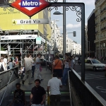 madrid-G.Via Metro
