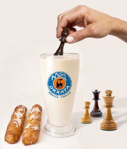 Horchata, jaque mate a Karpov y Anand